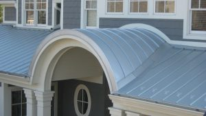 Image of how much does a new metal roof increase home value