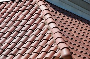 Image Showing Tile roof vs asphalt shingles