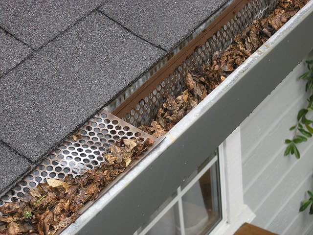 clog-free gutters